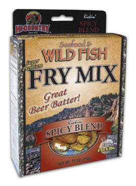 Fry Mixes